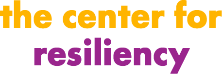 The Center for Resilience Logo